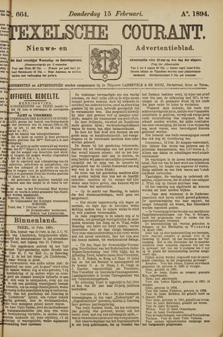 Texelsche Courant 1894-02-15