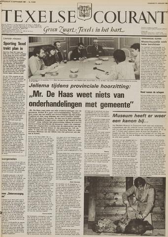 Texelsche Courant 1986-01-21