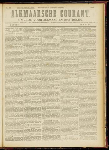 Alkmaarsche Courant 1919-03-22