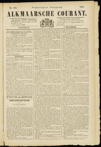 Alkmaarsche Courant 1888-12-02