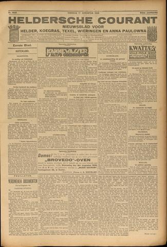 Heldersche Courant 1926-08-17