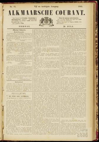 Alkmaarsche Courant 1883-07-20
