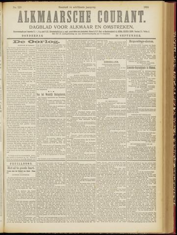Alkmaarsche Courant 1916-09-28