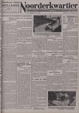 Dagblad voor Hollands Noorderkwartier 1941-11-04