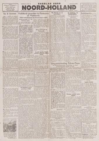 Dagblad Noord-Holland, Schager editie 1944-05-24