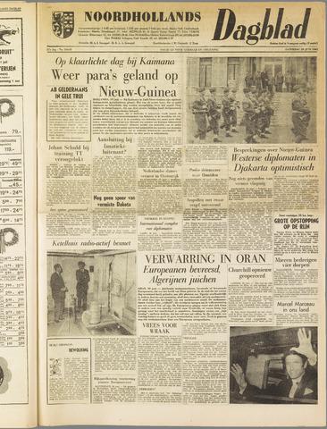 Noordhollands Dagblad : dagblad voor Alkmaar en omgeving 1962-06-30
