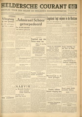Heldersche Courant 1940-04-15