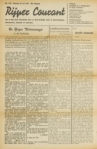 Rijper Courant 1947-07-26