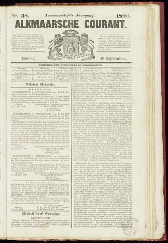 Alkmaarsche Courant 1860-09-16
