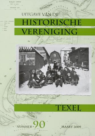 Uitgave Historische Vereniging Texel 2009-03-01