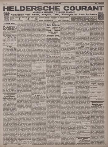 Heldersche Courant 1916-11-25