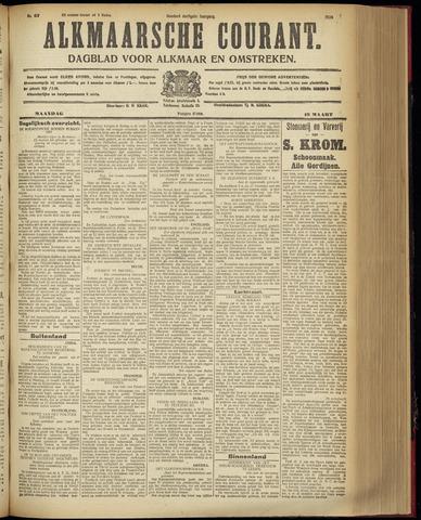 Alkmaarsche Courant 1928-03-19