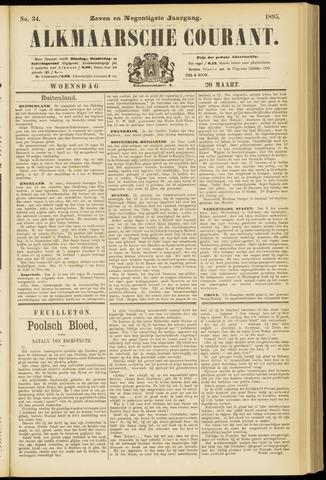 Alkmaarsche Courant 1895-03-20
