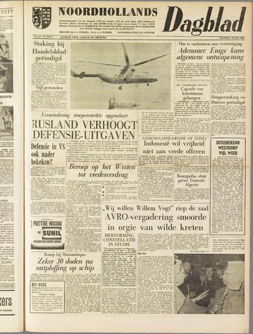 Noordhollands Dagblad : dagblad voor Alkmaar en omgeving 1961-07-10