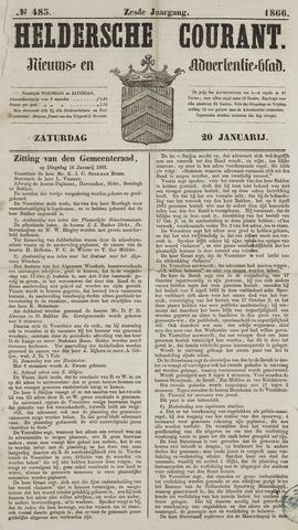 Heldersche Courant 1866-01-20