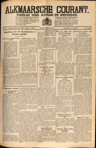 Alkmaarsche Courant 1939-08-08