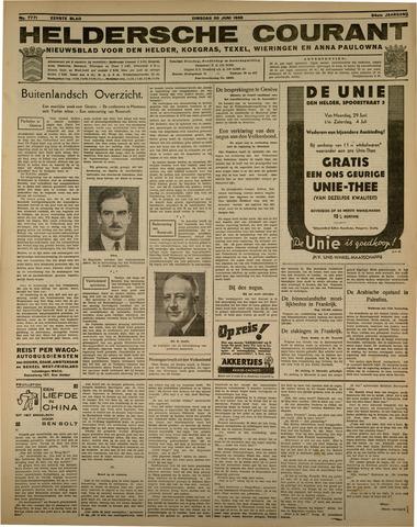 Heldersche Courant 1936-06-30
