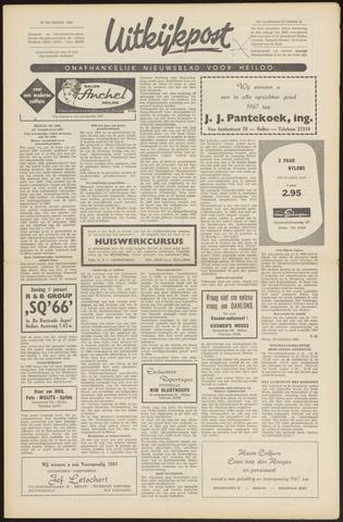 Uitkijkpost : nieuwsblad voor Heiloo e.o. 1966-12-29