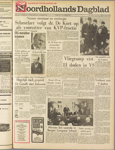 Noordhollands Dagblad : dagblad voor Alkmaar en omgeving 1963-12-09