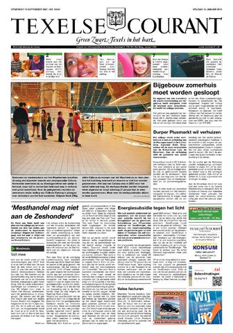 Texelsche Courant 2012-01-13