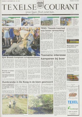 Texelsche Courant 2009-07-17