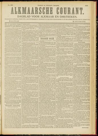Alkmaarsche Courant 1918-12-23