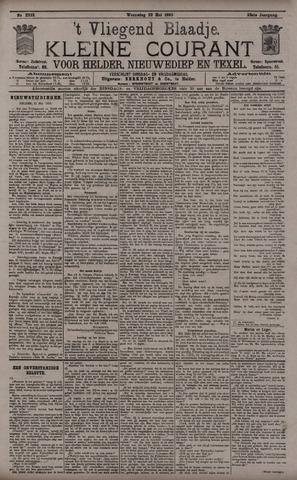 Vliegend blaadje : nieuws- en advertentiebode voor Den Helder 1895-05-22