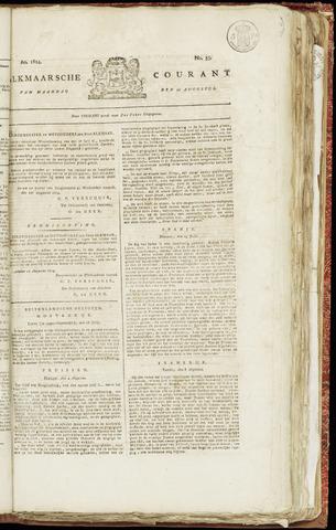 Alkmaarsche Courant 1824-08-16