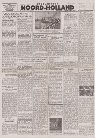 Dagblad Noord-Holland, Schager editie 1943-07-08