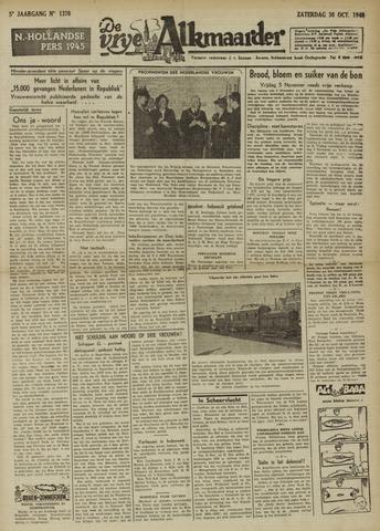 De Vrije Alkmaarder 1948-10-30