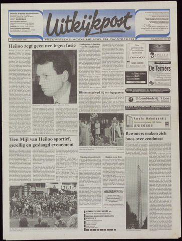 Uitkijkpost : nieuwsblad voor Heiloo e.o. 1996-09-18