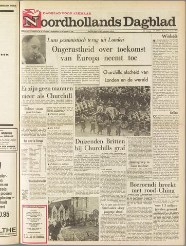 Noordhollands Dagblad : dagblad voor Alkmaar en omgeving 1965-02-01
