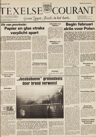 Texelsche Courant 1982-01-26