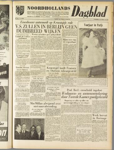 Noordhollands Dagblad : dagblad voor Alkmaar en omgeving 1959-02-26