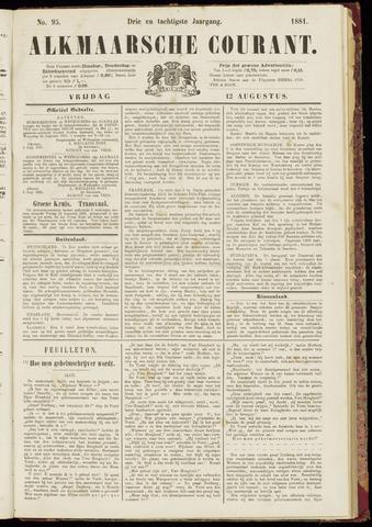 Alkmaarsche Courant 1881-08-12