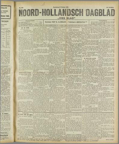 Ons Blad : katholiek nieuwsblad voor N-H 1922-10-19