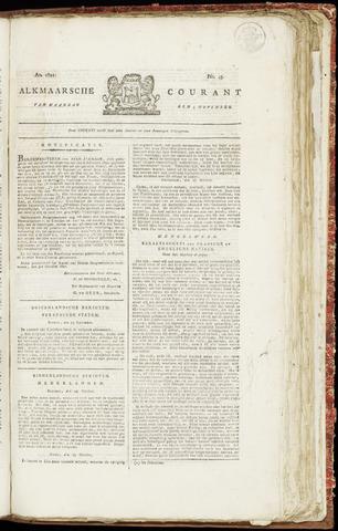 Alkmaarsche Courant 1821-11-05