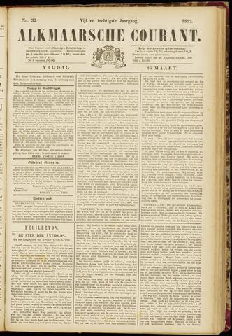 Alkmaarsche Courant 1883-03-16