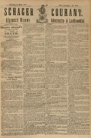 Schager Courant 1911-03-18