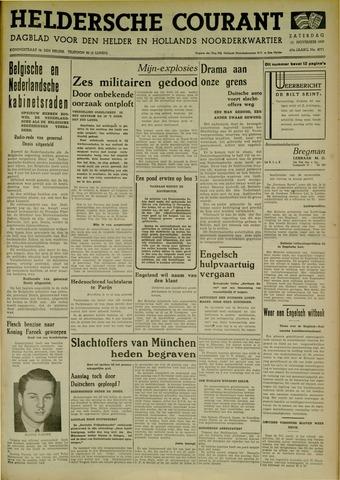 Heldersche Courant 1939-11-11