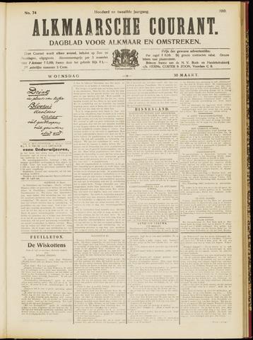 Alkmaarsche Courant 1910-03-30
