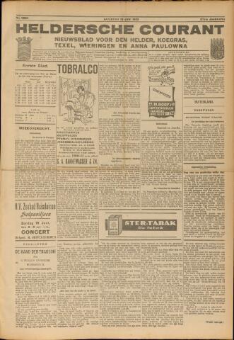 Heldersche Courant 1929-06-15