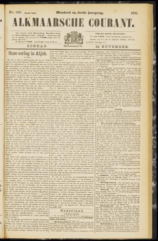 Alkmaarsche Courant 1901-11-24