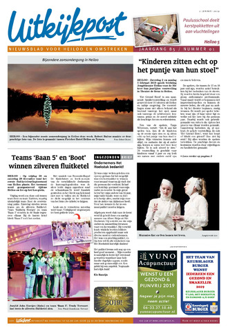 Uitkijkpost : nieuwsblad voor Heiloo e.o. 2019