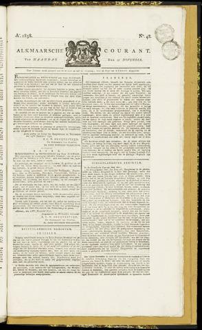Alkmaarsche Courant 1838-11-26