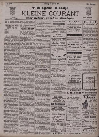 Vliegend blaadje : nieuws- en advertentiebode voor Den Helder 1900-10-13