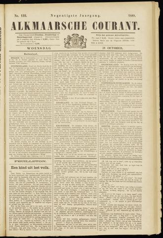 Alkmaarsche Courant 1888-10-31
