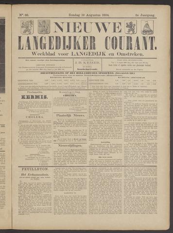 Nieuwe Langedijker Courant 1894-08-19
