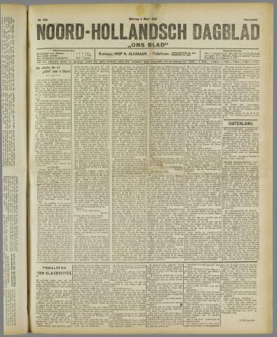 Ons Blad : katholiek nieuwsblad voor N-H 1922-03-04