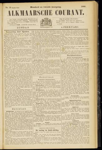 Alkmaarsche Courant 1900-02-04